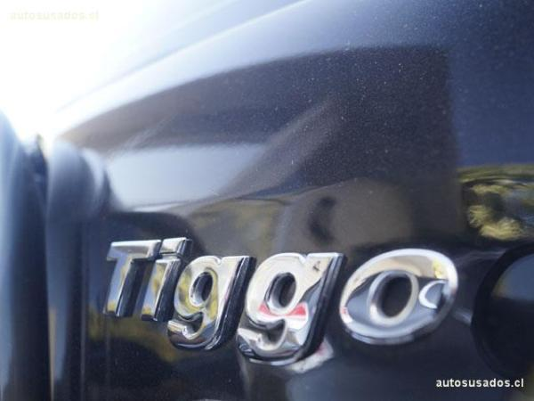 Chery Tiggo  año 2014