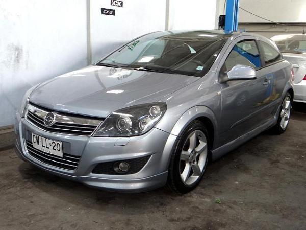 Chevrolet Astra GTC 2.0 TURBO año 2011