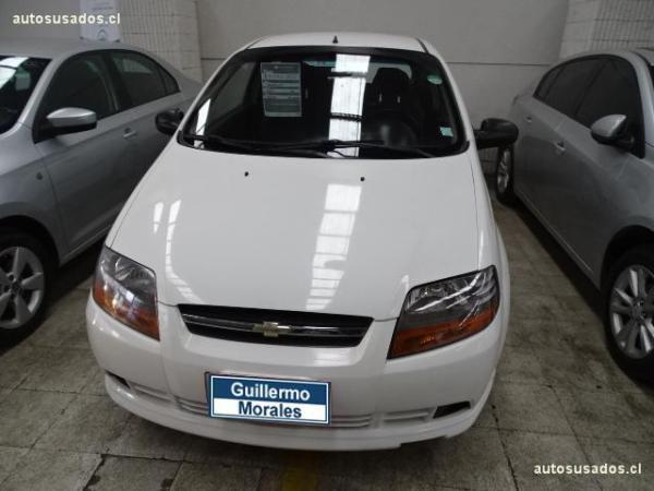 Chevrolet Aveo II LS año 2006