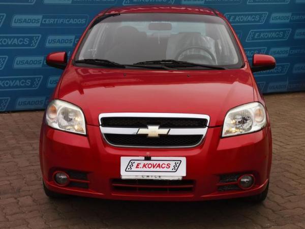 Chevrolet Aveo LT NB 1.4 AC año 2008