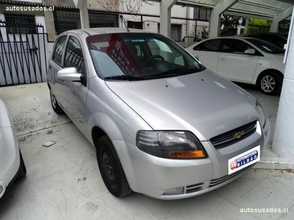 Chevrolet Aveo LT año 2008
