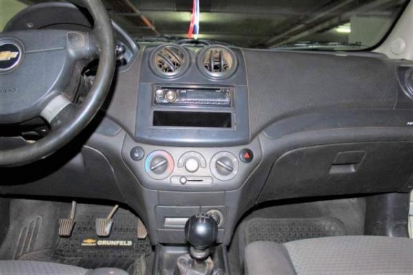 Chevrolet Aveo LS 1.4 HB MT año 2009