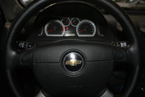 Chevrolet Aveo LT año 2009