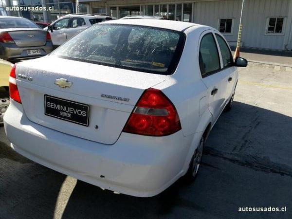 Chevrolet Aveo LS 1.4 MT año 2009
