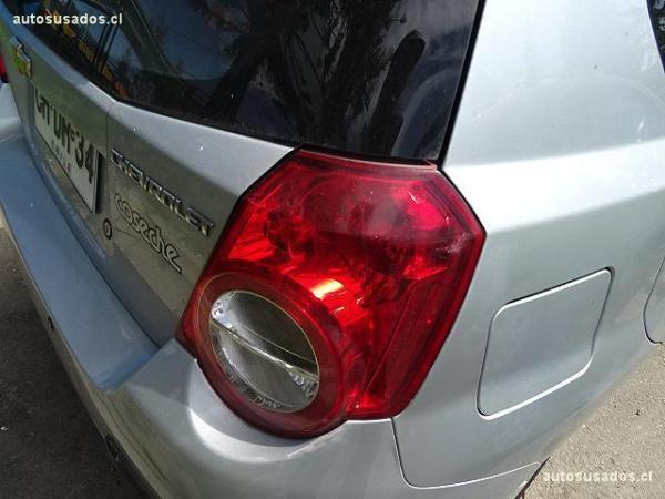 Chevrolet Aveo III LS año 2010