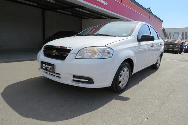 Chevrolet Aveo NB año 2010