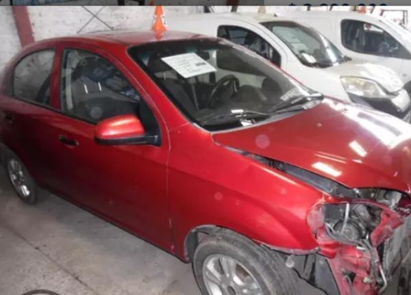 Chevrolet Aveo  año 2011