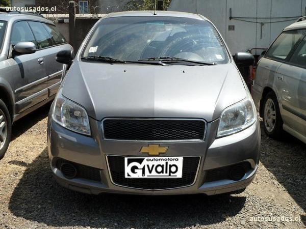 Chevrolet Aveo HB 1.4 año 2011