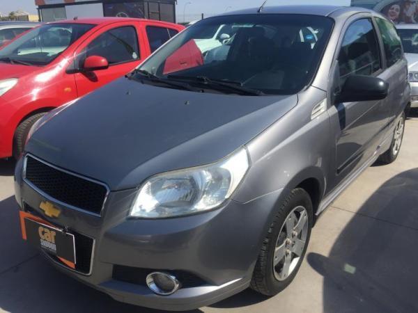 Chevrolet Aveo 1.4 MT año 2011