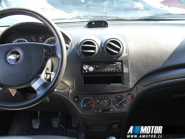 Chevrolet Aveo Aveo Nb 1.4 año 2011