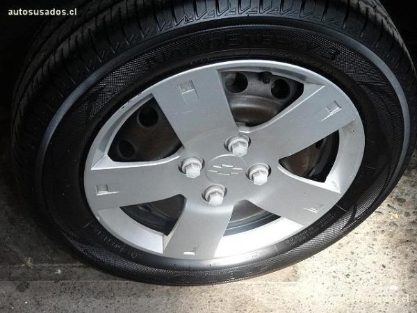 Chevrolet Aveo LS año 2011