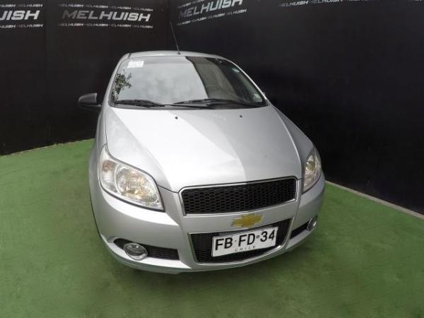 Chevrolet Aveo AC año 2012