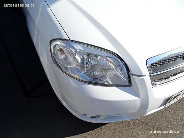 Chevrolet Aveo II LS año 2012