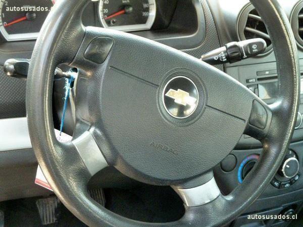 Chevrolet Aveo LT año 2012