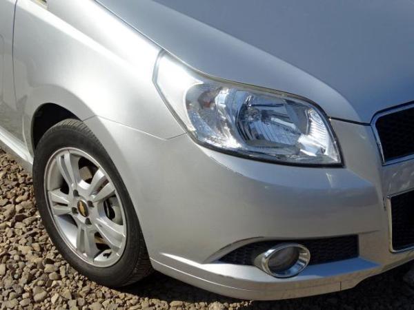 Chevrolet Aveo III LS año 2012