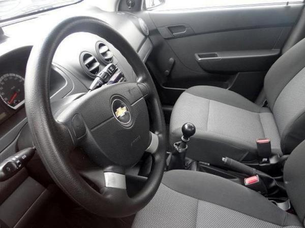 Chevrolet Aveo 1.4 año 2013