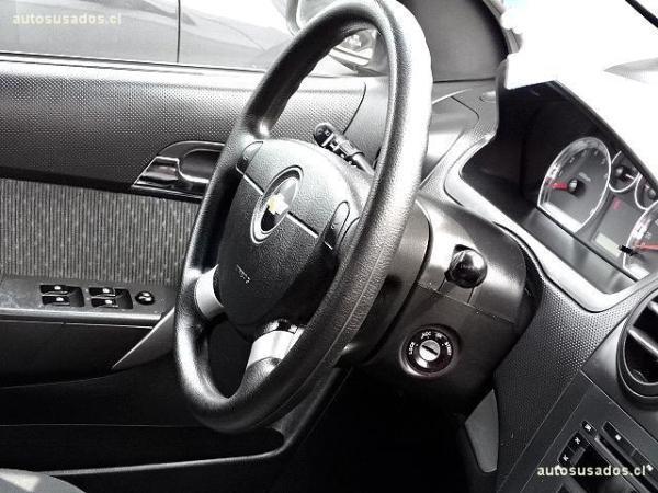 Chevrolet Aveo LT año 2013