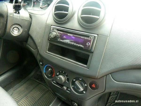 Chevrolet Aveo III LS año 2013