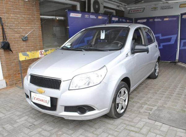 Chevrolet Aveo III HB año 2014