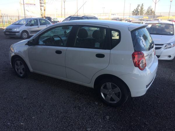 Chevrolet Aveo 1.4 año 2014