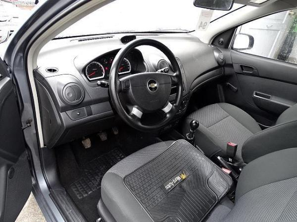 Chevrolet Aveo 1.4 año 2015
