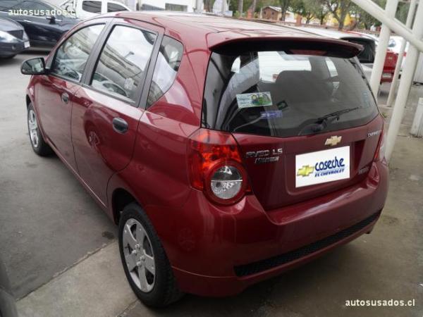 Chevrolet Aveo HB LT año 2015