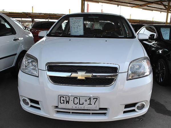 Chevrolet Aveo aveo año 2015