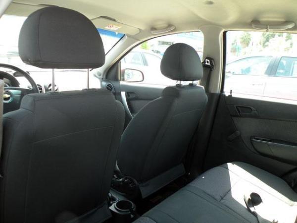Chevrolet Aveo  año 2016