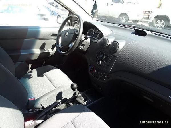 Chevrolet Aveo II LS año 2016
