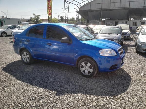 Chevrolet Aveo ls 1.4 año 2016