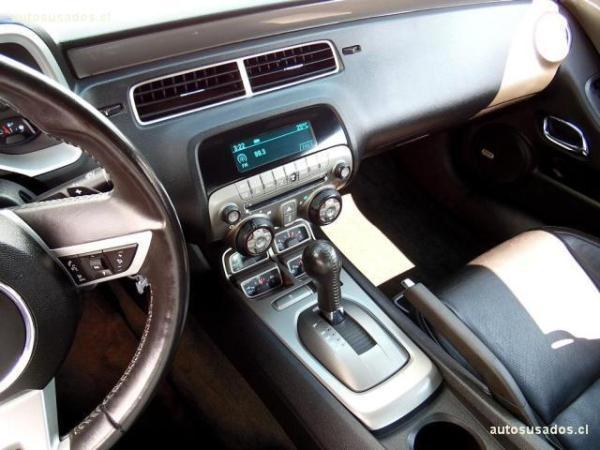 Chevrolet Camaro SS 6.2 año 2012