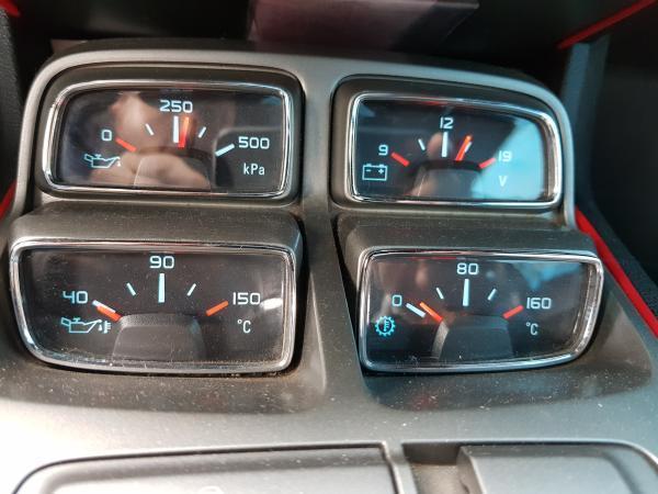 Chevrolet Camaro PERMUTO año 2013