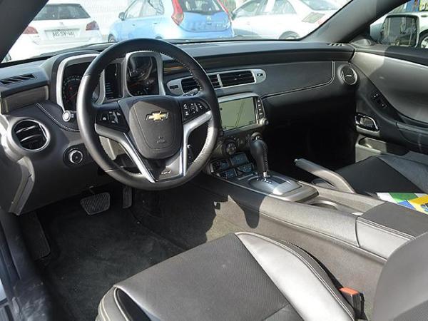 Chevrolet Camaro CAMARO CONV 6.2 año 2016