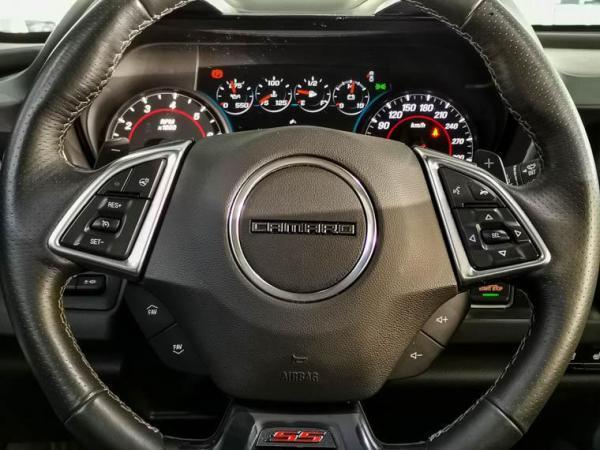 Chevrolet Camaro SIX 6.2 ATAUT 5.0 4X2 SIX año 2017