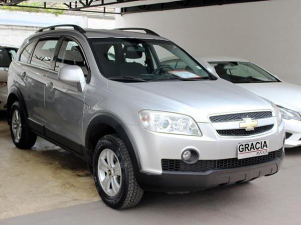 Chevrolet Captiva LS 2.4 MT año 2009