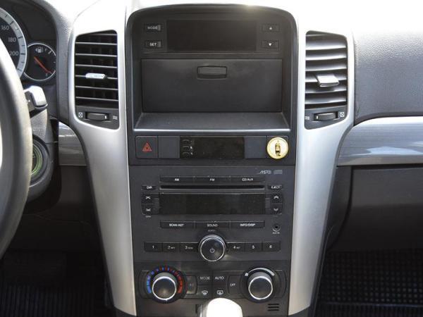 Chevrolet Captiva CAPTIVA LT AWD 2.0 año 2010