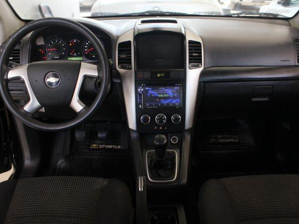 Chevrolet Captiva LS 2.4 MT año 2010