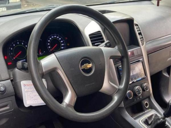 Chevrolet Captiva 2.4 LS año 2010