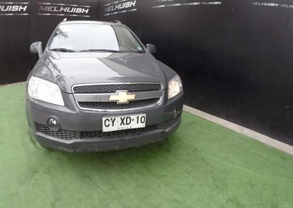 Chevrolet Captiva 52.300 año 2011