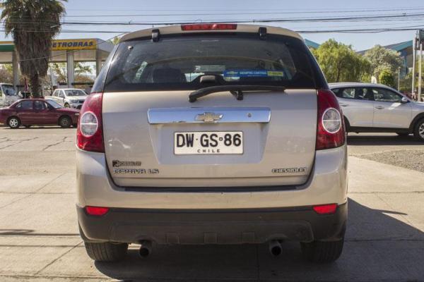 Chevrolet Captiva II año 2011