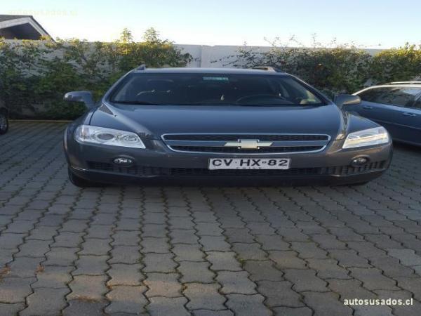 Chevrolet Captiva 2.0 año 2011
