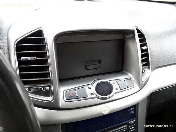 Chevrolet Captiva II LS 6MT año 2011