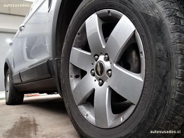 Chevrolet Captiva LT año 2011