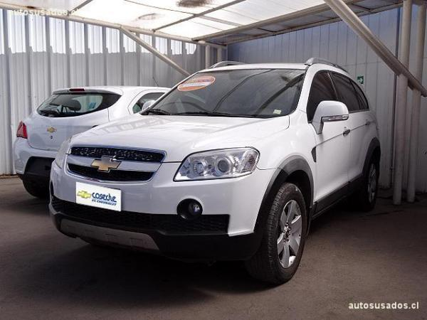 Chevrolet Captiva LTZ AWD año 2011