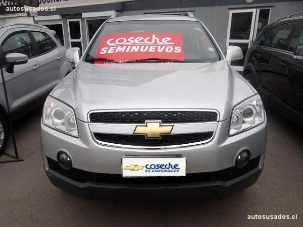 Chevrolet Captiva LT 2.0 AT año 2011