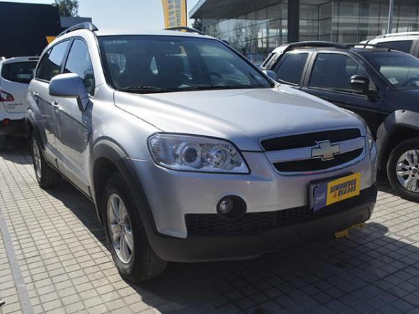 Chevrolet Captiva CAPTIVA LS 2.4 año 2011