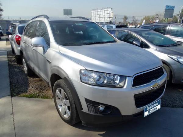 Chevrolet Captiva LS año 2012