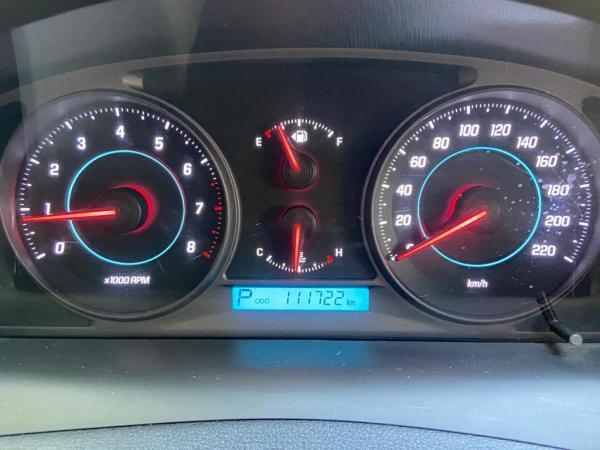 Chevrolet Captiva AT año 2012