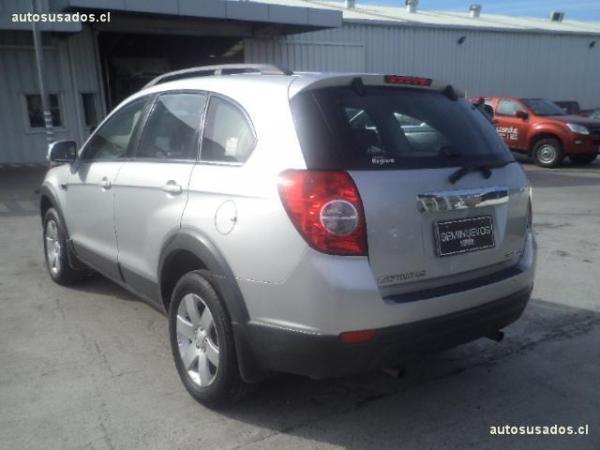 Chevrolet Captiva LS 2.4 MT año 2012