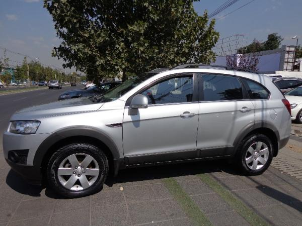 Chevrolet Captiva  año 2012